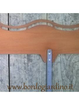 "Bordo doppiaonda cod.6 (Border ""double wave"" cod.6 )"